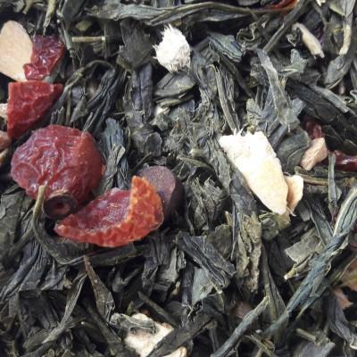 booster tea bio