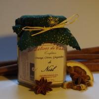 confiture de Noël Voyages du thé aux épices