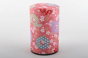 boite japonaise rose